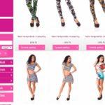 Női ruházati webáruház