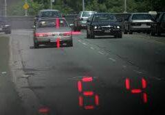 Lézerdetektor legálisan, autósoknak